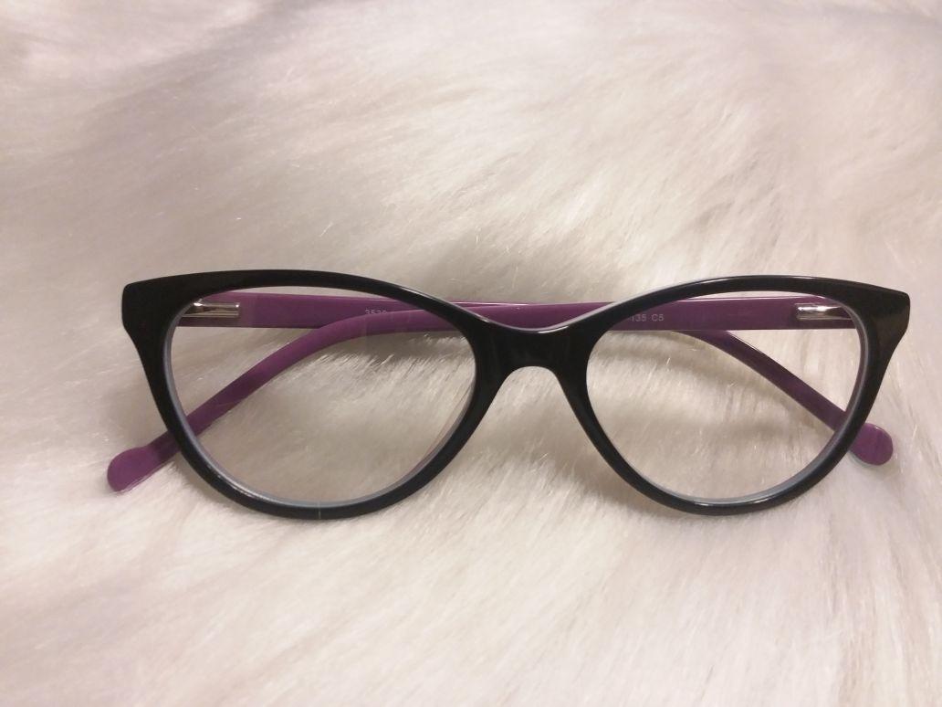 56156d01b64bd óculos armação de grau gatinho infantil menina acetato. Carregando zoom.