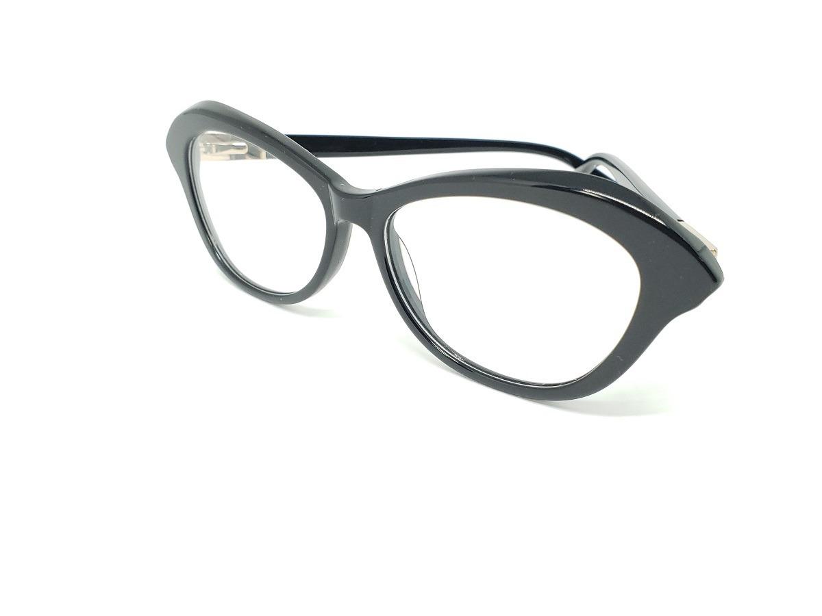 32691b88d Óculos Armação De Grau Gatinho Puxadinho Psg-1715 + Brinde - R$ 69,90 em  Mercado Livre