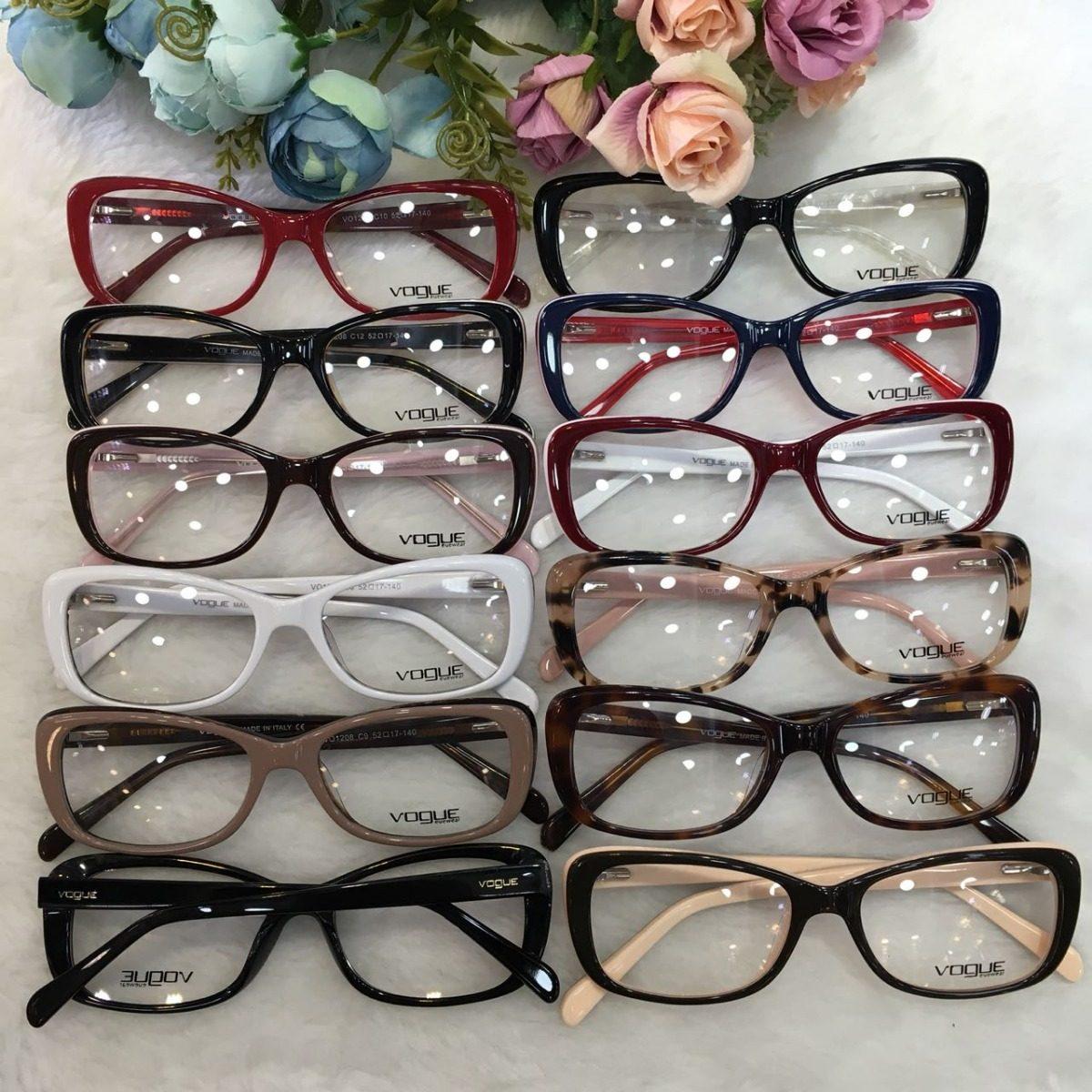 Óculos Armação De Grau Geek Quadrado Retrô Acetato - R  120,00 em ... a6d9fc7a5b
