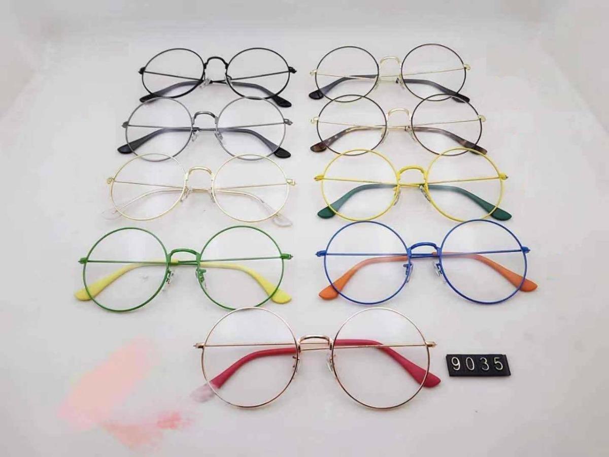 óculos armação de grau nerd retro harry potter + brinde. Carregando zoom. 3900325733