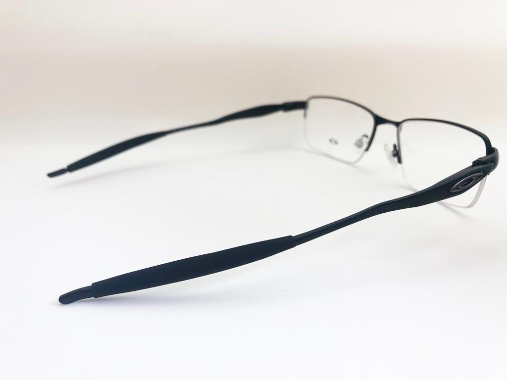 bb4f53ee5 óculos armação de grau oakley crosshair origina frete grátis. Carregando  zoom.