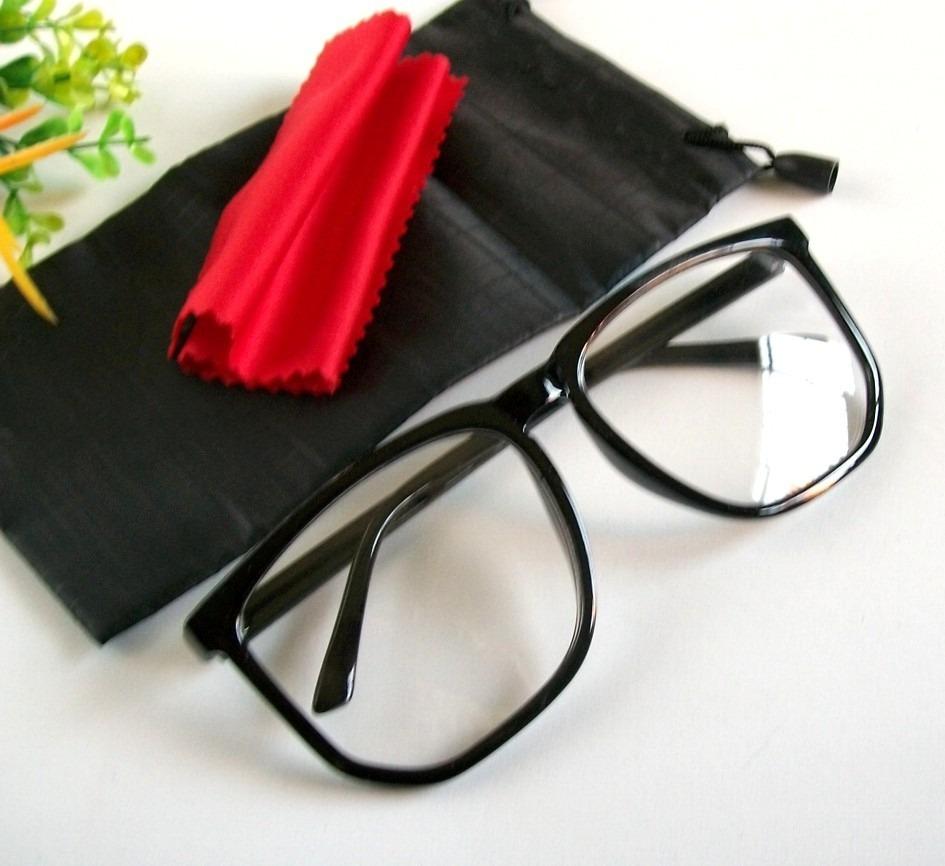 edfb229ac5dce óculos armação de grau quadrada grande retrô vintage geek. Carregando zoom.