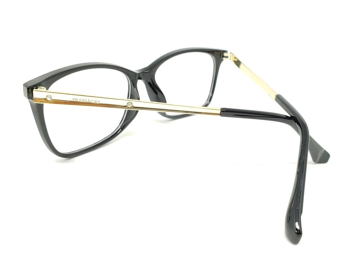 39de31cd53c09 óculos armação de grau quadrado feminino tr90 + brinde. Carregando zoom.