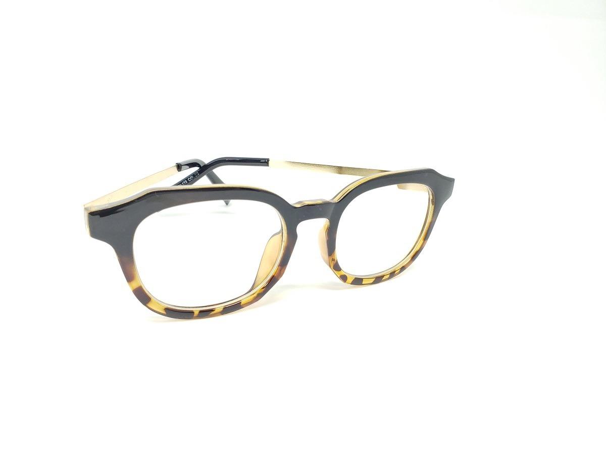 3d60553d8dc5a óculos armação de grau redondo gatinho tr90 + brinde! Carregando zoom.