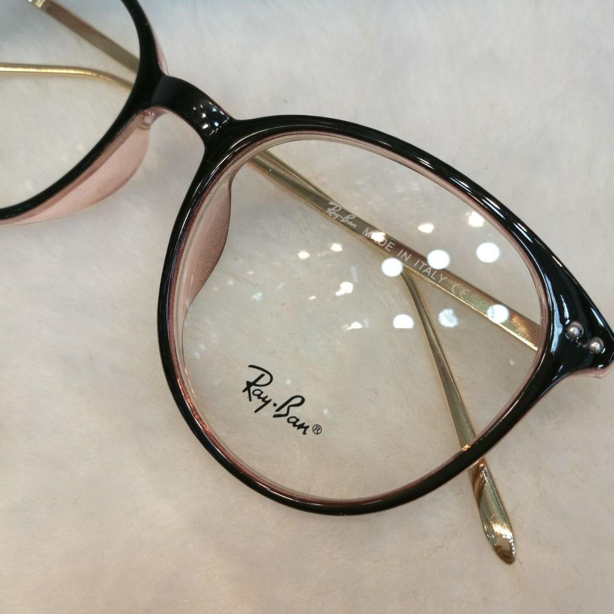 47e0a7f203506 Óculos Armação De Grau Redondo Geek Metal Frete + Brinde