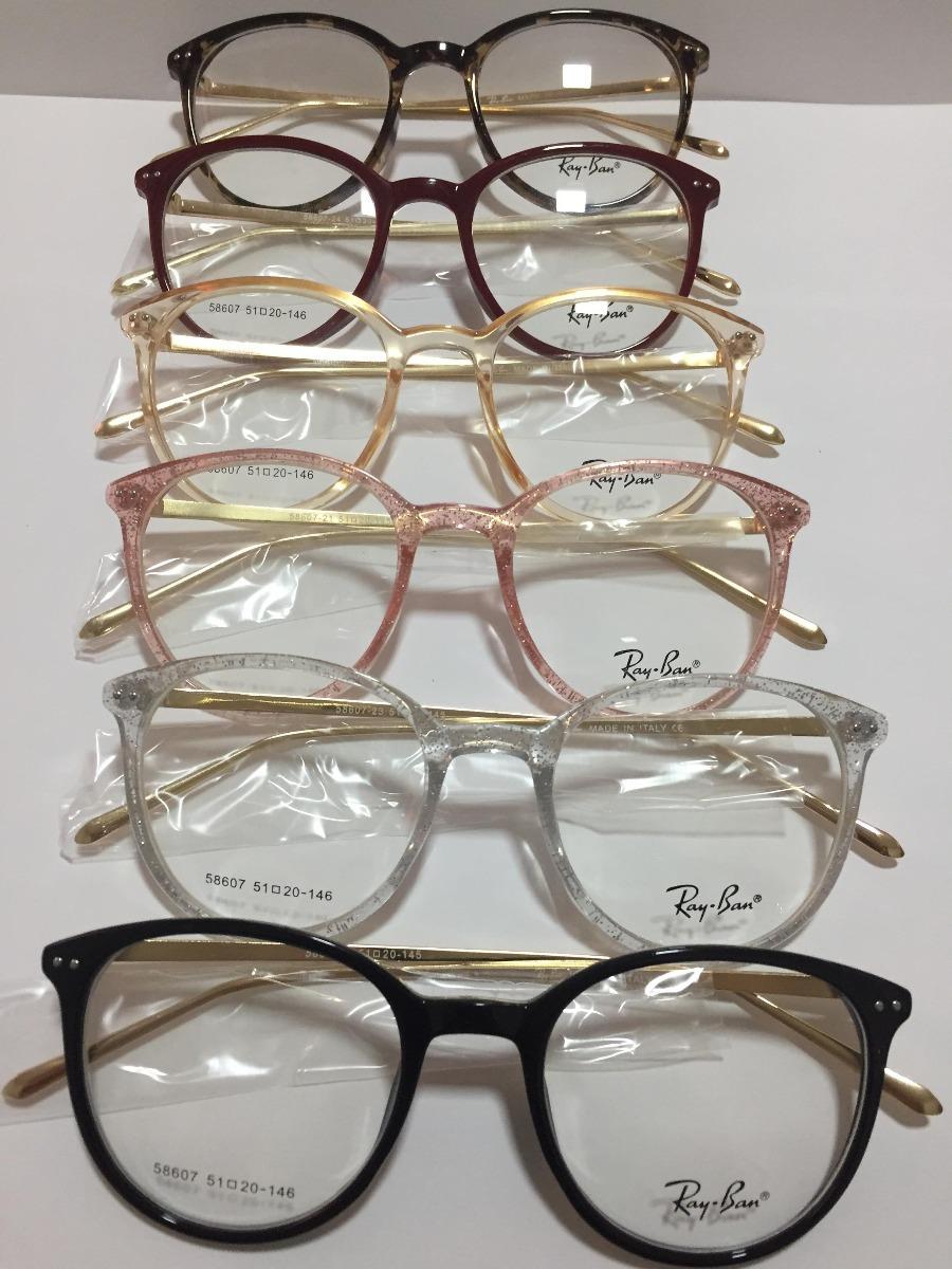 Óculos Armação De Grau Redondo Geek Metal Várias Cores - R  39,00 em ... b74e8c7a53