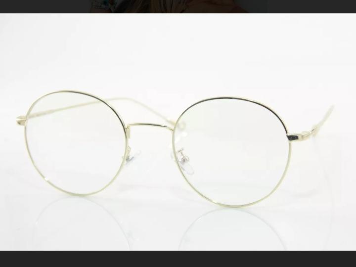 Óculos Armação De Grau Redondo Vintage Round Geek Unissex - R  49,90 ... 5f4b43f85b