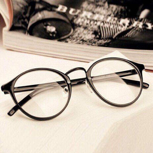 4c391afc209ae Óculos Armação De Nerd Geek Retrô Grande 30% Off - R  34,99 em ...