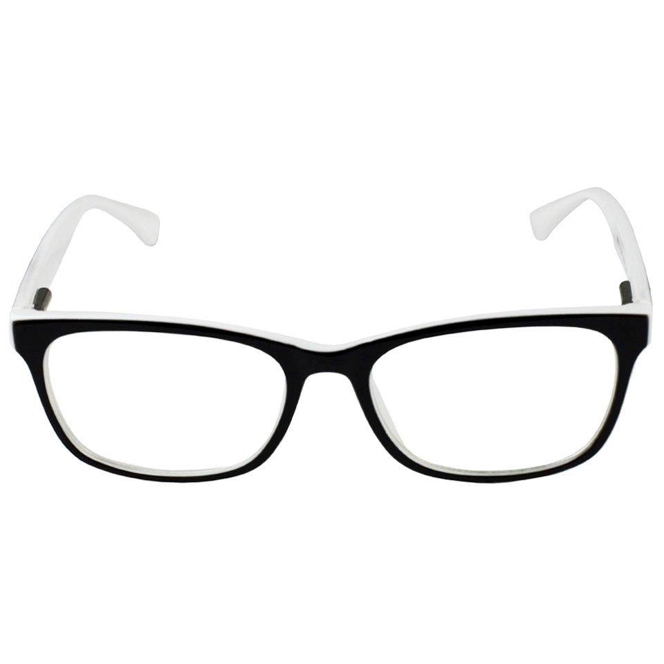 óculos armação grau quadrado feminino mulher rayban geek lan. Carregando  zoom. 4171c988eb