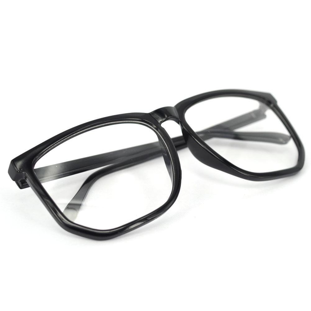 150d31b88 óculos armação grau quadrado grande geek retrô vintage top. Carregando zoom.