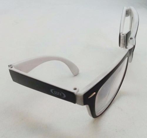 Óculos Armação Leitura Dobrável Wayfer - R  100,00 em Mercado Livre b89aeb6667