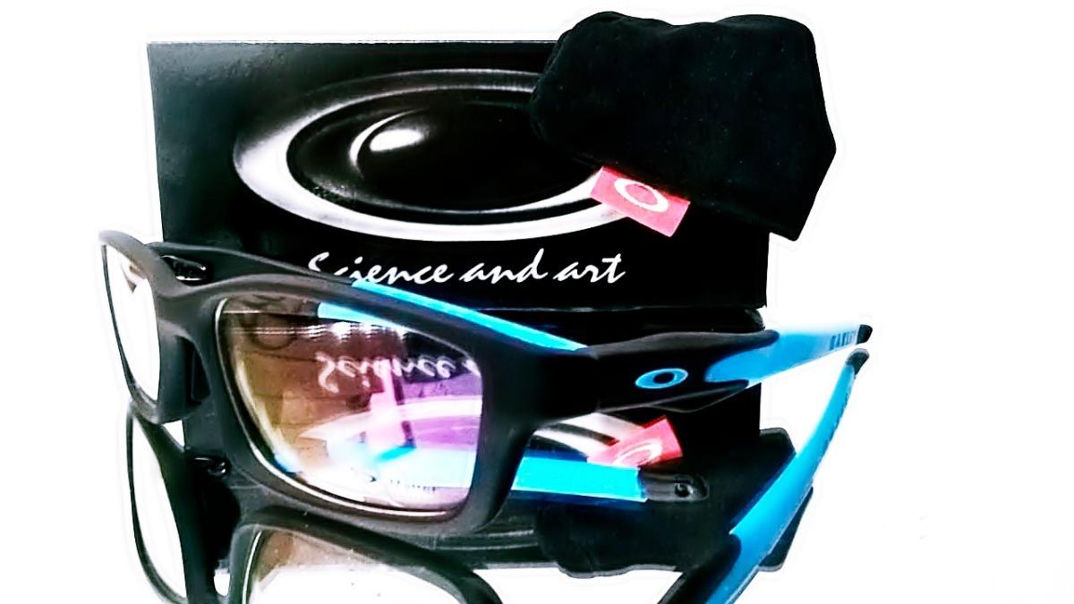 a35c38ad5 óculos / armação para grau oakley crosslink - frete grátis. Carregando zoom.