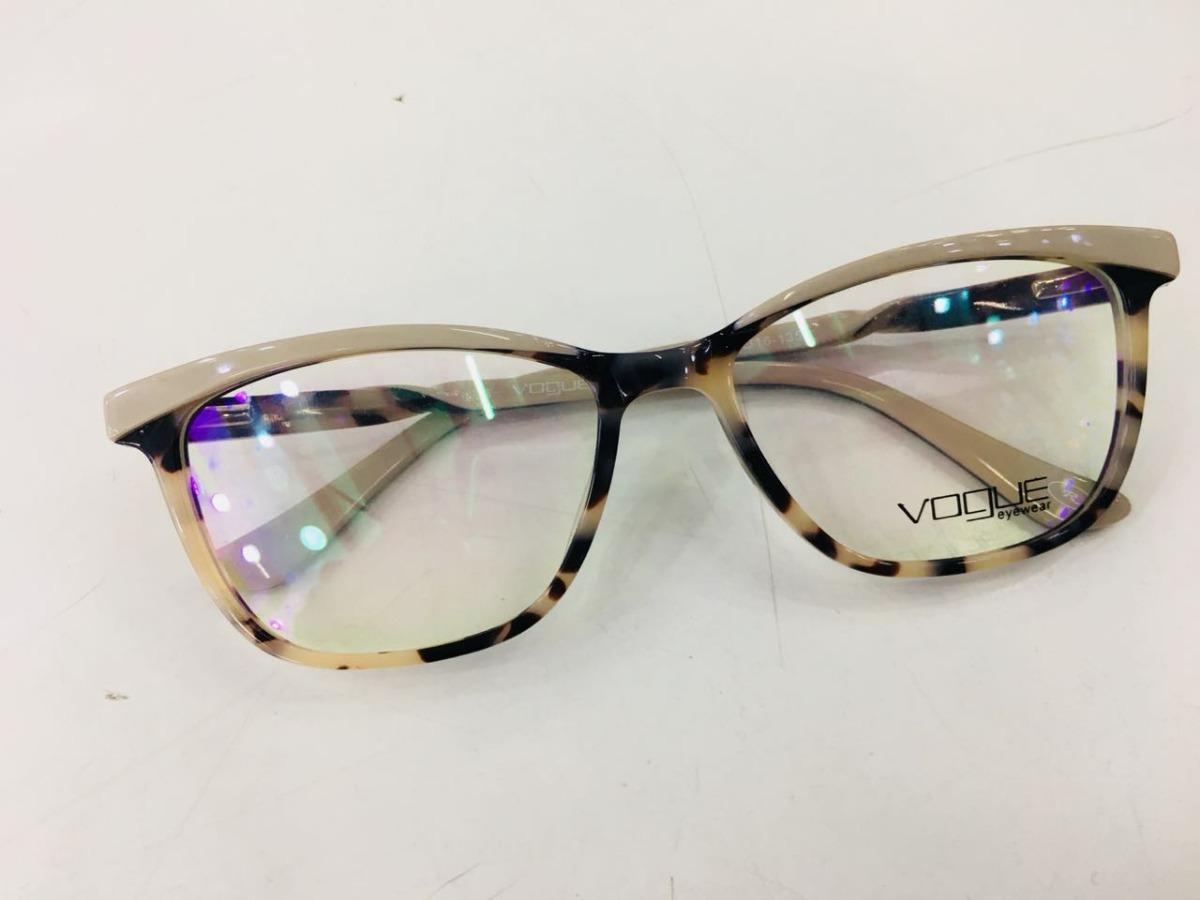 5f32010567e29 óculos armação para grau onça preto novidade vogue -vg104. Carregando zoom.