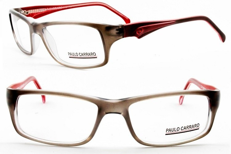 748f92fa26323 Óculos Armação Para Multifocal Transitions Anti Reflexo - R  159
