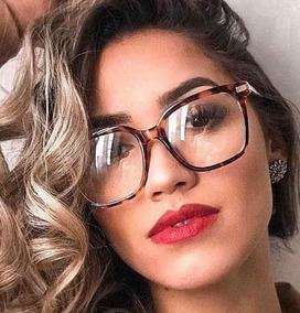 ac9c9cf5f Oculos Grande - Óculos no Mercado Livre Brasil