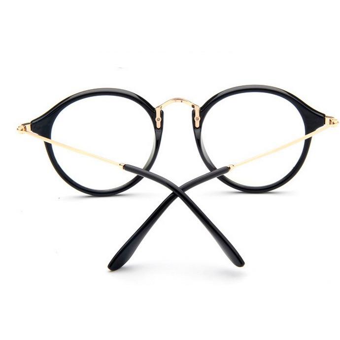 3fd64623106cb óculos armação preta com lente transparente sem grau tumblr