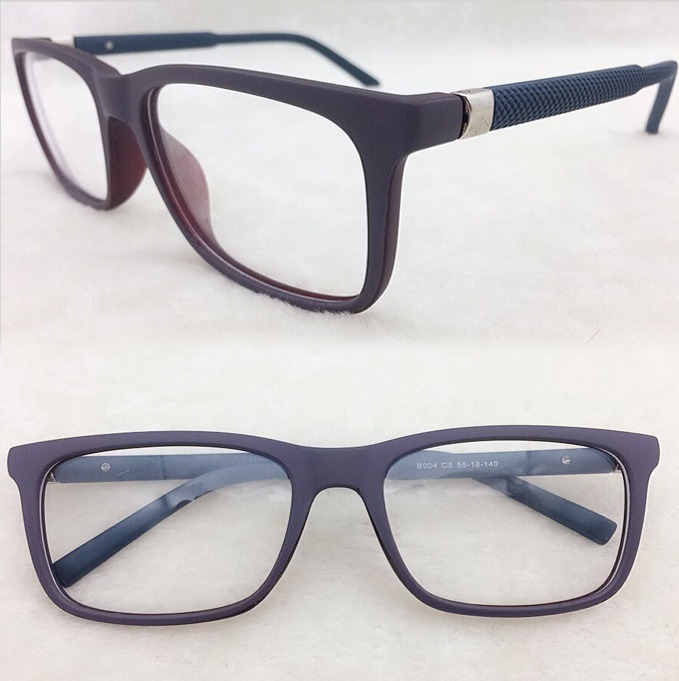 1a16497b93c5c Óculos Armação Quadrada Transparente Sem Grau Masculino A033 - R  45 ...