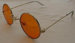 8fb38268a7 Oculos Redondo Estilo John Lennon Lente Vermelha - Óculos no Mercado ...