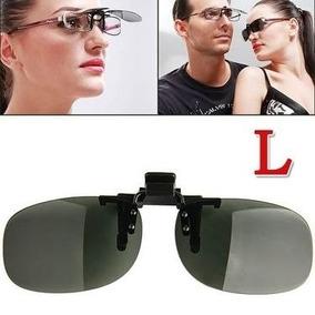 70278a04274a9 Clip On De Sobrepor Em Oculos De Grau - Óculos no Mercado Livre Brasil