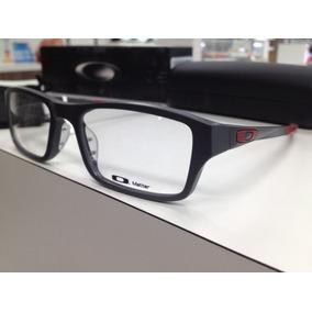 ea577a6418df7 Oculos Receituario P grau Oakley Chamfer Ox8039-0353 Lançame