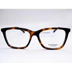 40460b69b Armação Para Óculos Ana Hickmann Duo Fashion Ah6268 Orig Nfe