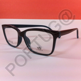 11de82ef422d4 Oculos Fasano De Grau - Óculos Marrom escuro no Mercado Livre Brasil