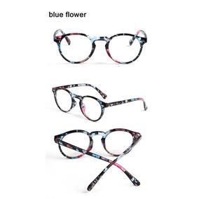 e6beb99871110 Kit Três Óculos D Grau Acetato Redondo Masculino Feminino Bo