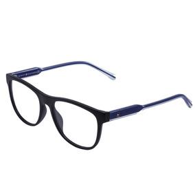 acc02a7798981 Óculos Tommy Hilfiger Th Dl27 Preto Original - Óculos no Mercado ...