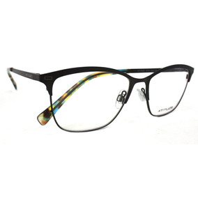 f056852e6d9f4 Oculo Grau Feminino Atitude - Óculos no Mercado Livre Brasil