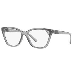 e58d53a31e76e Armação Oculos Grau Armani Exchange Ax3059 8239 54 Cinza Tra