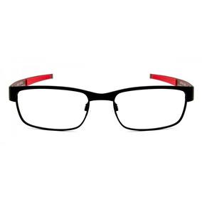 d1199d39dc336 Oculos Oakley Carbon Plate Ox5079 03 Preto vermelho Ferrari