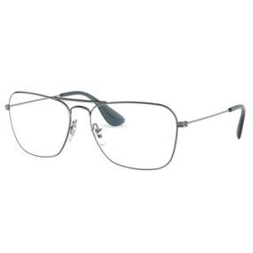 05e43b2aba68f Óculos De Grau Ray Ban Clip On 6177 2502 - Óculos no Mercado Livre ...