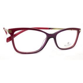 54c0f1bd72b23 Bulget Occhiali De Grau - Óculos Vermelho no Mercado Livre Brasil