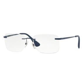 5c5f5aa294c8a Oculos De Grau Aviador Sem Aro Ray Ban - Óculos no Mercado Livre Brasil