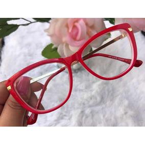 5a4ab9307 Oculos Prada Vermelho De Grau - Óculos no Mercado Livre Brasil