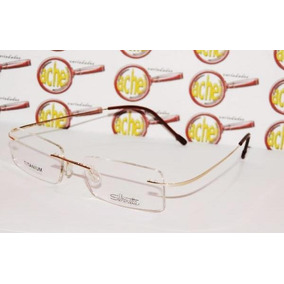 2e2b9ce630e6a Óculos Silhouette Eyeglasses Spx Art Chassis 7690 6060 Brown ...