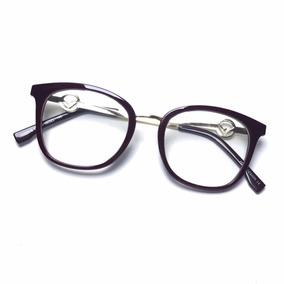 24cc6ecc402b4 Oculos De Grau Feminino Vermelho Fendi - Óculos no Mercado Livre Brasil