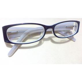 a3d6d837c4748 Armação Óculos Grau Preta C  Strass Na Haste Mb1032
