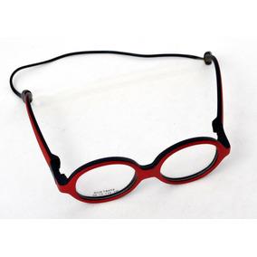 8fe3bec360971 Armação Óculos Bebê 0 À 02 Anos Silicone Flexível