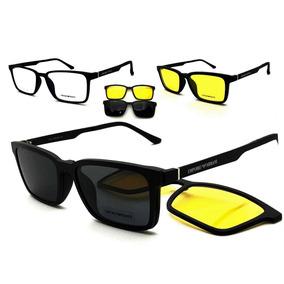 bd05c663f9281 Oculos Oakley Clip Lentes Grau - Óculos no Mercado Livre Brasil