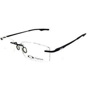 ac3d97dc729a1 Oakley Titanio Keel Ox 3122 - Óculos Preto no Mercado Livre Brasil