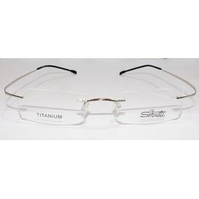 14c0d9b348e2e Estojo Silhouette Genuíno Para Óculos 100% Original - Óculos no ...