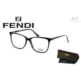 7b7257fc50352 Oculos Com Pedra Na Ponta Fendi - Óculos no Mercado Livre Brasil
