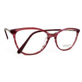 b1800ad2ea075 Óculos De Grau Sabrina Sato Sb5019 Acetato C3 Original