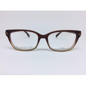 83a2795414224 Óculos De Grau Marc By Marc Jacobs Mmj 655 Lsn 53 16 140
