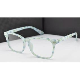 0cd25eb676d2c Armação Óculos De Grau Quadrado Grande Masculino Feminino Bt