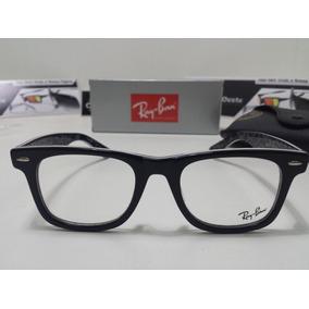 5ae307c5e4c8c Oculos De Grau Rayban Redondo Ray Ban - Óculos Preto no Mercado ...