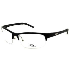 afb9ba7273384 Oculos Stepper Titanium Preto Oakley - Óculos no Mercado Livre Brasil
