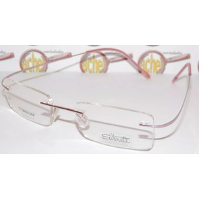 69bbc81fc3328 Oculos Silhouette Feminino - Óculos no Mercado Livre Brasil