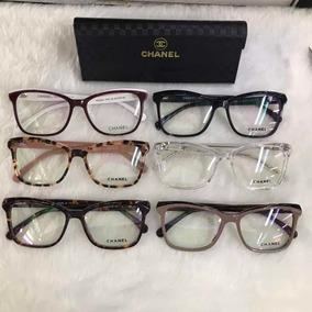 93c09fbbbb926 Oculos De Grau Feminino Chanel Branco - Óculos no Mercado Livre Brasil